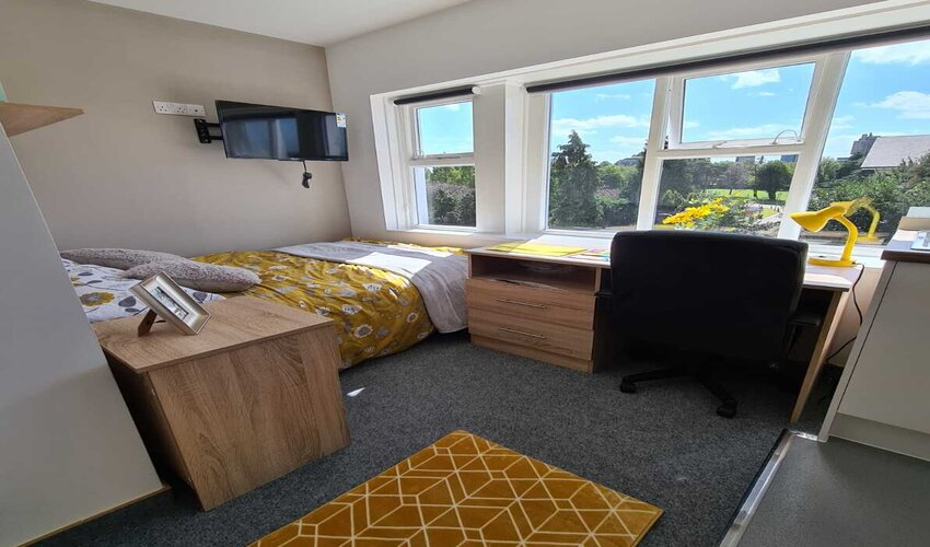 Student Accommodation Leicester: Salisbury Road Student Studio